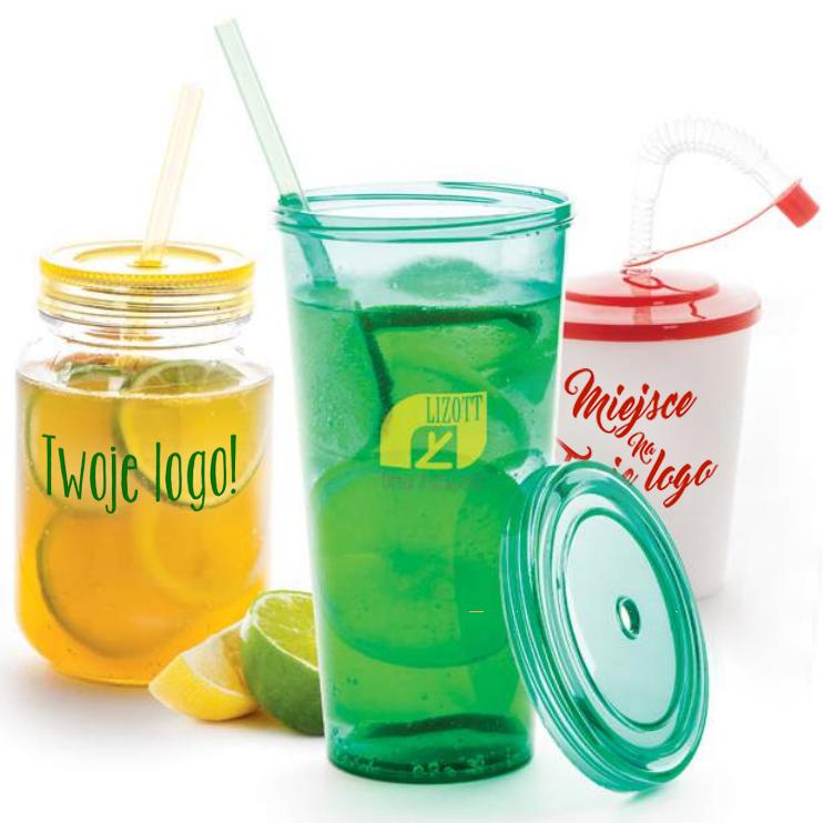 Kubki plastikowe